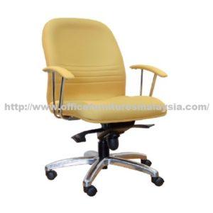 Budget Office Chair Mediumback OFME6002H office furniture online shop malaysia selangor balakong seri kembangan rawang ampang cheras puchong setia alam