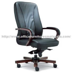 CEO Fortune Highback Chair OFME2161H office furniture online shop malaysia selangor setia alam kota kemuning