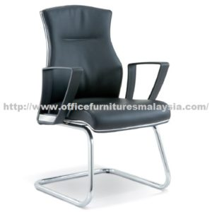Comfort Visitor Office Chair OFME2254S office furniture online shop malaysia selangor klang bangi setia alam USJ Mont Kiara shah alam kuala lumpur sunway