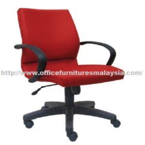 Curve Line Lowback Budget Chair OFME162H office furniture online shop malaysia selangor sabak bernam kepong seri kembangan sunway mont kiara shah alam