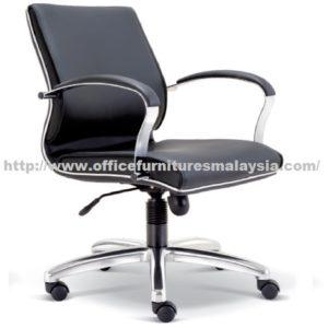 Elegant Executive Lowback Chair OFME2573H office furniture online shop malaysia selangor bangi setia alam USJ Mont Kiara shah alam petaling jaya bangi klang