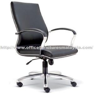 Elegant Executive Mediumback Chair OFME2572H office furniture online shop malaysia selangor bangi setia alam USJ Mont Kiara shah alam petaling jaya bangi klang