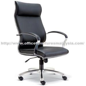Elegant Presidential Highback Chair OFME2571H office furniture online shop malaysia selangor bangi setia alam USJ Mont Kiara shah alam petaling jaya bangi klang 1