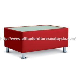Elegant Rectangle Coffee Table OFME726 office furniture online shop malaysia selangor subang balakong seri kembangan rawang ampang cheras puchong setia alam kota kemuning