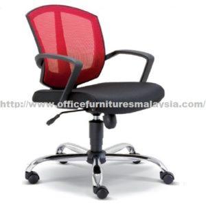 Ergonomic Lowback Mesh Chair OFME2561H office furniture online shop malaysia selangor klang bangi setia alam USJ Mont Kiara kajang subang sunway