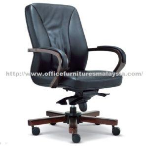 Executive Fortune Mediumback Chair OFME2162H office furniture online shop malaysia selangor setia alam kota kemuning