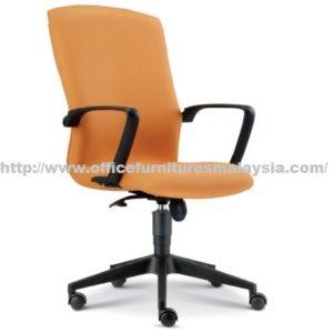 Executive L Shape Mediumback Chair OFME1022H office furniture online shop malaysia selangor bangi setia alam USJ Mont Kiara shah alam petaling jaya bangi klang gombak sunway