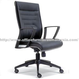 Executive Style mediumback Chair OFME2512H office furniture online shop malaysia selangor bangi setia alam USJ Mont Kiara shah alam petaling jaya bangi klang gombak