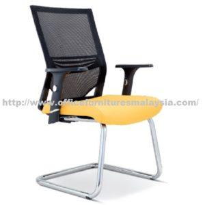 Executive Visitor Mesh Lowback Chair OFME2616S office furniture online shop malaysia selangor seri kembangan rawang ampang klang shah alam