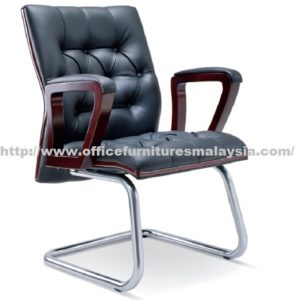 Guest Classic Wooden Chair OFME2324S office furniture online shop malaysia selangor klang bangi setia alam USJ Mont Kiara Sungai Besi sunway subang