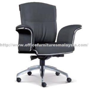 Leader Executive Lowback Chair OFME2063H office furniture online shop malaysia selangor bangi setia alam USJ Mont Kiara shah alam petaling jaya bangi klang gombak