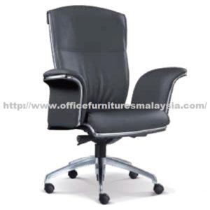 Leader Executive Mediumback Chair OFME2062H office furniture online shop malaysia selangor bangi setia alam USJ Mont Kiara shah alam petaling jaya bangi klang gombak