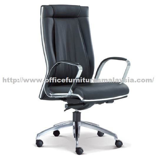 Line Curve Presidential Office Chair Office Furniture