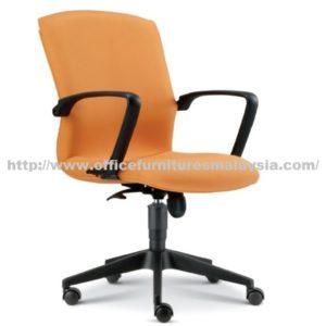 Manager L Shape Lowback Chair OFME1023H office furniture online shop malaysia selangor bangi setia alam USJ Mont Kiara shah alam petaling jaya bangi klang gombak sunway