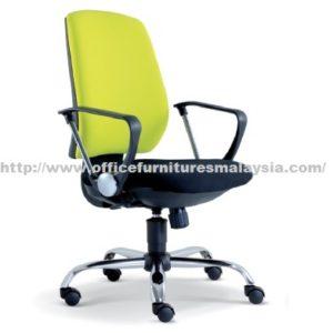 Secretarial Lowback Chair OFME2122H office furniture online shop malaysia selangor seri kembangan rawang ampang klang shah alam bangi petaling jaya