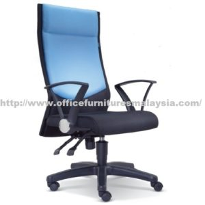 Maxim Director Highback Office Chair OFME2581H office furniture online shop malaysia selangor setia alam kota kemuning