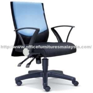 Maxim Director Lowback Office Chair OFME2583H office furniture online shop malaysia selangor setia alam kota kemuning