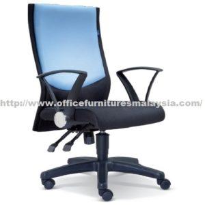 Maxim Director Mediumback Office Chair OFME2582H office furniture online shop malaysia selangor setia alam kota kemuning