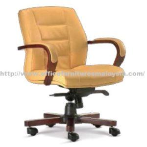 Modern Classic Manager Lowback Chair OFME1033H office furniture online shop malaysia selangor subang balakong wangsa maju gombak bangsar mont kiara kepong