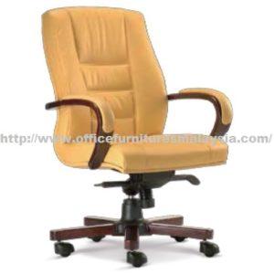 Modern Classic Manager Mediumback Chair OFME1032H office furniture online shop malaysia selangor subang balakong wangsa maju gombak bangsar mont kiara kepong