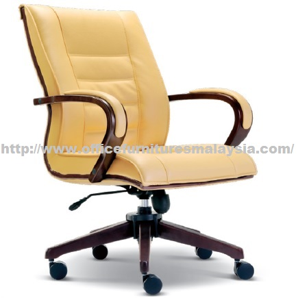 Modern Line Executive Chair Mediumback Office Furniture