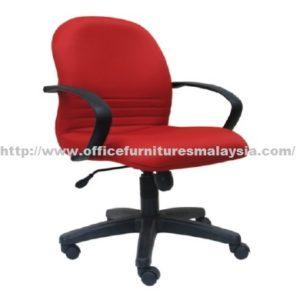 Office Budget Lowback Chair OFME142H office furniture online shop malaysia selangor sabak bernam kepong seri kembangan sunway mont kiara shah alam