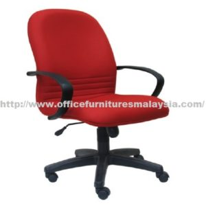 Office Budget Mediumback Chair OFME141H office furniture online shop malaysia selangor sabak bernam kepong seri kembangan sunway mont kiara shah alam