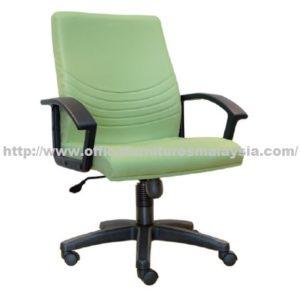 Office Budget Mediumback Chair OFME7002 office furniture online shop malaysia selangor wangsa maju gombak bangsar selayang kepong mont kiara sungai besi