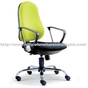Secretarial Lowback Chair OFME2123H office furniture online shop malaysia selangor seri kembangan rawang ampang klang shah alam bangi petaling jaya