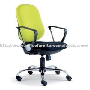 Secretarial Lowback Chair OFME2124H office furniture online shop malaysia selangor seri kembangan rawang ampang klang shah alam bangi petaling jaya