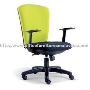 Secretarial Lowback Chair OFME2125H office furniture online shop malaysia selangor seri kembangan rawang ampang klang shah alam bangi petaling jaya