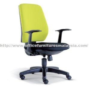 Secretarial Lowback Chair OFME2126H office furniture online shop malaysia selangor seri kembangan rawang ampang klang shah alam bangi petaling jaya
