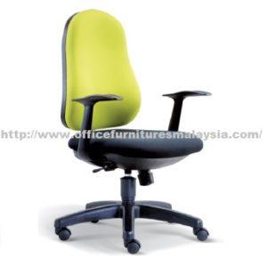 Secretarial Lowback Chair OFME2127H office furniture online shop malaysia selangor seri kembangan rawang ampang klang shah alam bangi petaling jaya