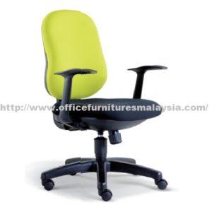 Secretarial Lowback Chair OFME2128H office furniture online shop malaysia selangor seri kembangan rawang ampang klang shah alam bangi petaling jaya