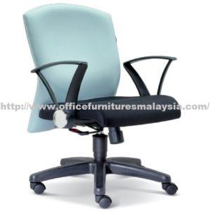 Simple Manager Lowback Office Chair OFME2593H office furniture online shop malaysia selangor shah alam bangi usj batu cave mont kiara damansara sunway Putrajaya