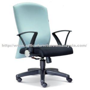 Simple Manager Mediumback Office Chair OFME2591H office furniture online shop malaysia selangor shah alam bangi usj batu cave mont kiara damansara sunway Putrajaya