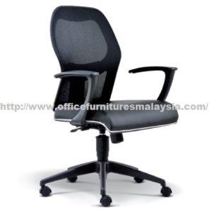 Style Executive Mesh Lowback Chair OFME2096H office furniture online shop malaysia selangor klang bangi setia alam Kuala Lumpur Sungai Buloh kajang sunway
