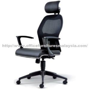 Style Presidential Mesh Highback Chair OFME2095H office furniture online shop malaysia selangor klang bangi setia alam Kuala Lumpur Sungai Buloh kajang sunway