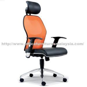 Style Presidential Mesh Office Chair OFME2091H office furniture online shop malaysia selangor klang bangi setia alam Kuala Lumpur Sungai Buloh kajang sunway