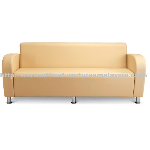 Style Triple Seater Sofa Quality Office Home Furniture Malaysia