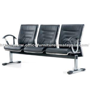Tech Triple Seater Link Chair OFME758-3 office furniture online shop malaysia selangor sunway subang kajang bangi gombak sepang wangsa maju bangsar selayang