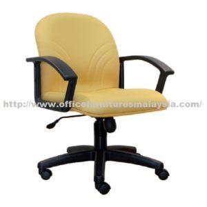 Trust Budget Chair Lowback OFME5003H office furniture online shop malaysia selangor balakong seri kembangan rawang ampang cheras puchong setia alam