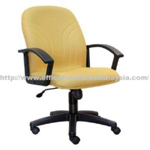 Trust Budget Chair Mediumback OFME5002H office furniture online shop malaysia selangor balakong seri kembangan rawang ampang cheras puchong setia alam
