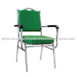Banquet Chair Armrest Visitor OFME662C office furniture online shop malaysia selangor wangsa maju gombak bangsa putrajaya Cyberjaya bangi kajang sungai besi