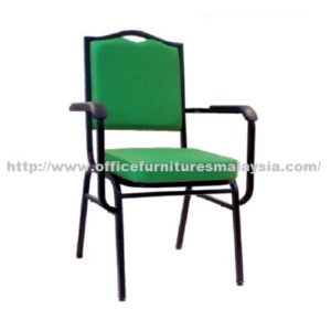 Banquet Chair Armrest Visitor OFME663E office furniture online shop malaysia selangor subang balakong wangsa maju gombak bangsar mont kiara kepong