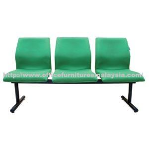 Guest Triple Link Chair Seater OFME410-3 office furniture online shop malaysia selangor subang balakong seri kembangan rawang ampang cheras puchong setia alam kota kemuning