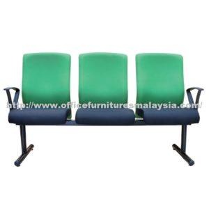 Square Seater Link Chair OFME610-3-4 office furniture online shop malaysia selangor seri kembangan rawang subang sungai buloh bangsar