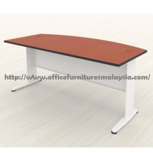 5ft D Shape office Executive Table OFMS1270 malaysia seri kembangan bangsa damansara1