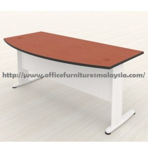 5ft D Shape office Executive Table OFMS1270 malaysia seri kembangan bangsa damansara3