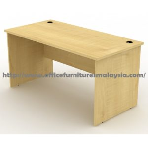 5ft Office Executive Maple Table Desk OFMTFT1570 shah alam putrajaya cyberjaya petaling jaya1